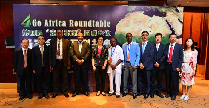 Go Africa, Practical Cooperation