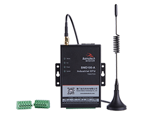 To achieve data transmission, unattended site specially. RS232, RS485, I/O, ADC interface