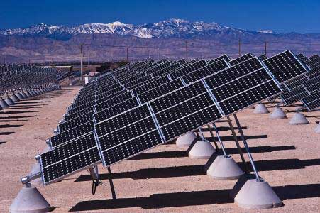 Solution of Distributed Photovoltaic Power Station