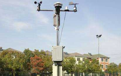 Wireless Networking Solution for Automatic Weather Station