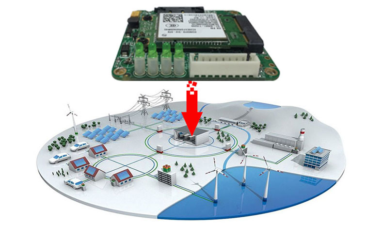 BMD300 IOT Cellular Modem