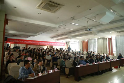On 15-17 March, the cross straits Summit Forum on the Internet of things was held at Xiamen University to discuss hot topics and new trends