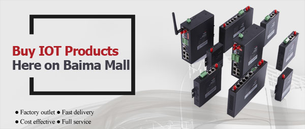 Baima M2M Hardware development and production support