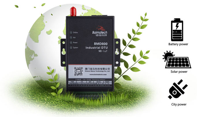 BMD800 NB-IoT Modem 3gpp let