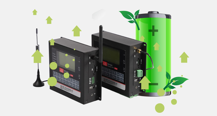 BMY600 Industrial RTU Low power consumption