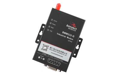 BMM232 Industrial SMS Modem is an industrial short message transmission terminal, supports CSD data service, establishes a reliable wireless communication link for SMS, supports short message sending and receiving, and has the advantages of fast speed, high reliability and real-time transmission.