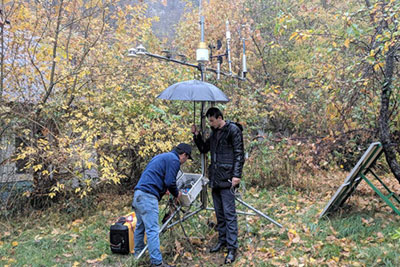 The Kazakhstan National Geographic Information Remote Monitoring Project was planned, designed and implemented by a geographical research institute in China