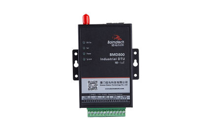 BMD800 NB-IoT Modem, based on NB-IoT network, provide narrow band wireless communication and low rate data transmission.